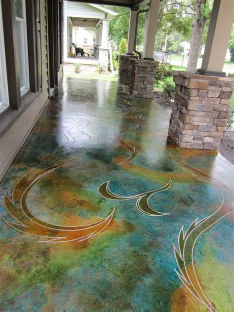 highly creative  cool floor designs   home