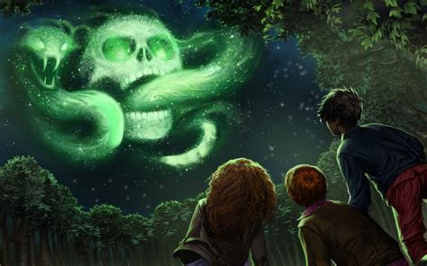 Anime Harry Potter Wallpaper - harry potter wallpapers hd backgrounds images pics
