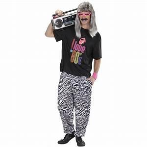 80er Jahre Style : 80er jahre baggy zebrahose schwarz wei ~ Frokenaadalensverden.com Haus und Dekorationen