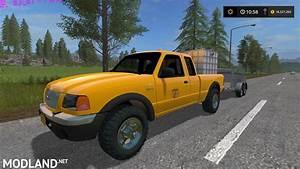 Ford Ranger Pickup : new york dot ford ranger mod farming simulator 17 ~ Kayakingforconservation.com Haus und Dekorationen