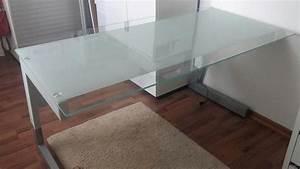 Schreibtisch Aus Glas : schreibtisch glas neu und gebraucht kaufen bei ~ Markanthonyermac.com Haus und Dekorationen