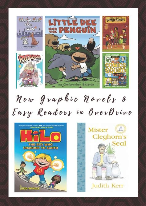 new children s titles in granite s overdrive for fall 2016