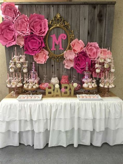 baby shower for large best 20 girl baby showers ideas on baby girl