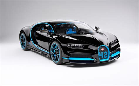 The brand that combines an artistic approach with superior technical innovations in the world of super sports cars. Download wallpapers Bugatti Chiron, 2020, front view, hypercar, new black and blue Chiron ...