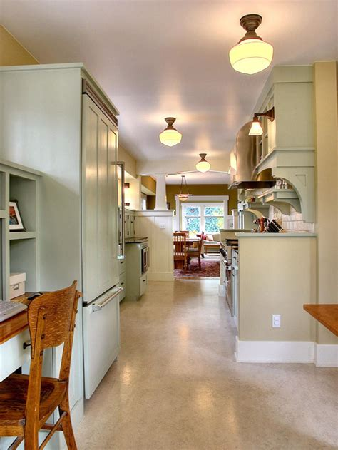 galley kitchen lighting ideas pictures ideas  hgtv