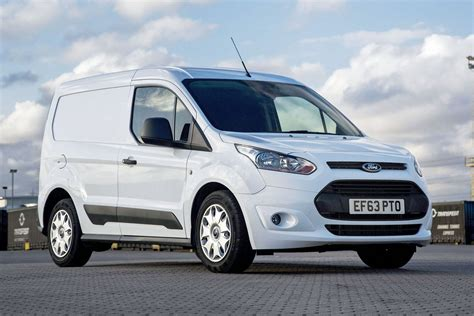 Ford Transit Connect Van Review (2013-on)
