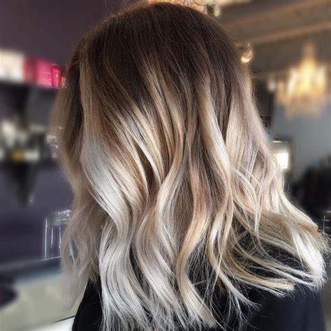 amazing blondes  detroit balayage artist hair colors ideas