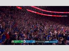 Sixers Accidentally Drop Confetti Before Game's Over Then