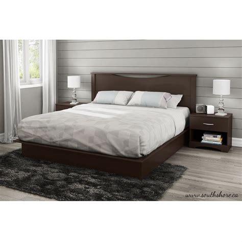 mattress for platform bed king size modern platform bed with 2 storage drawers in
