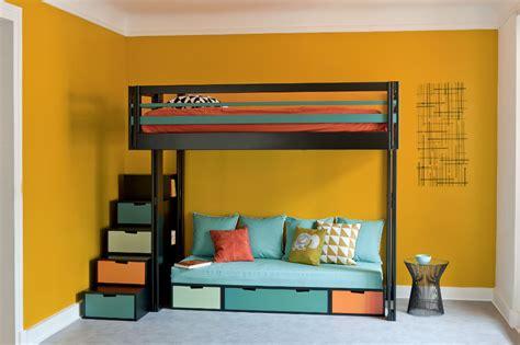sous bureau personnalisable lits mezzanines attique