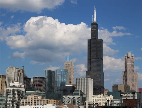 $500 Million Willis Tower Rehab Will Transform Existing ...