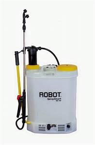 Jual Sprayer 2 In 1 Elektrik Baterai Dan Manual Robot 16 L