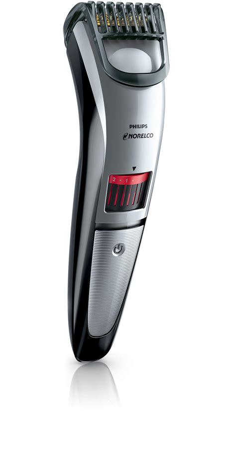 beardtrimmer beard stubble trimmer series qt norelco