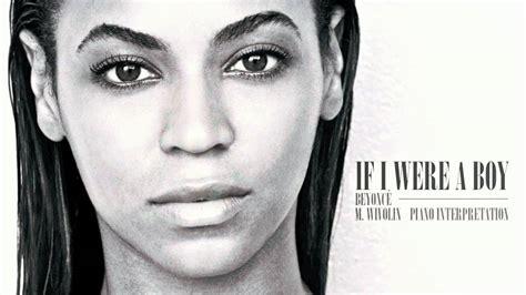 Beyoncé  If I Were A Boy (piano Interpretation By M