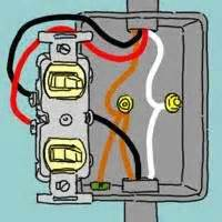Double Light Switch Wiring