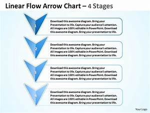 Business Powerpoint Templates 4 Phase Diagram Ppt Linear