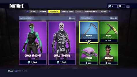 leaked fortnite item shop august    featured