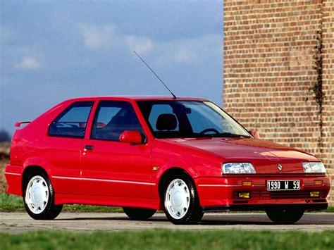 renault car 1990 renault 19 3 doors specs 1988 1989 1990 1991 1992