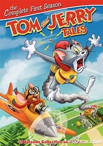 Tom and Jerry Tales - The Complete First Season Pictures ...