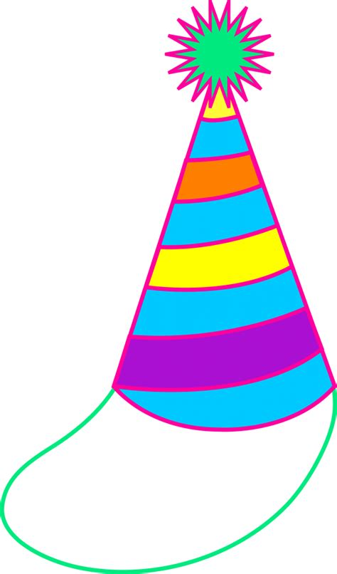 Birthday Hat Clipart Birthday Hat Png Clipartion