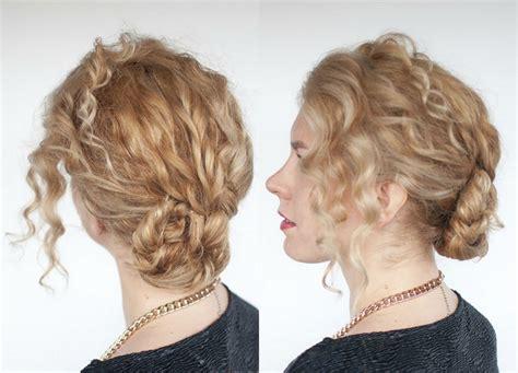 frisuren lockiges haar 40 frisuren f 252 r naturlocken zum selbermachen mit anleitung