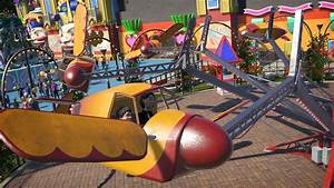 Planet Coaster Vintage Pack Recreates The Golden Age Of