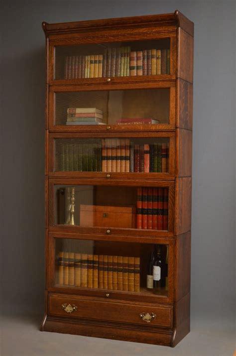 Antique Bookcase Edwardian Era  Antiques Atlas
