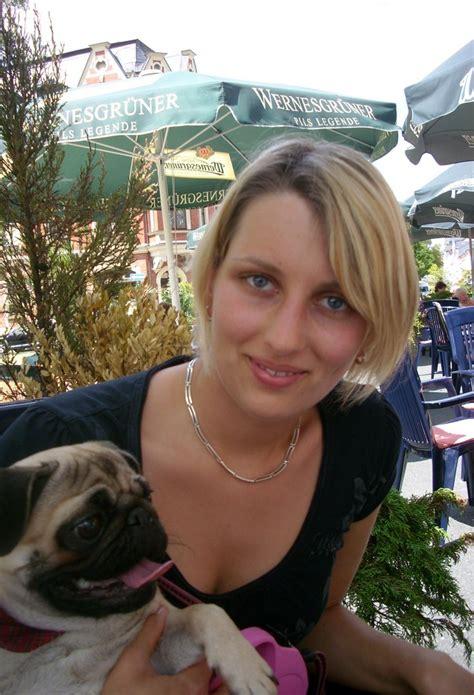 meine Beste Freundin und ihr kleiner Mops Foto & Bild