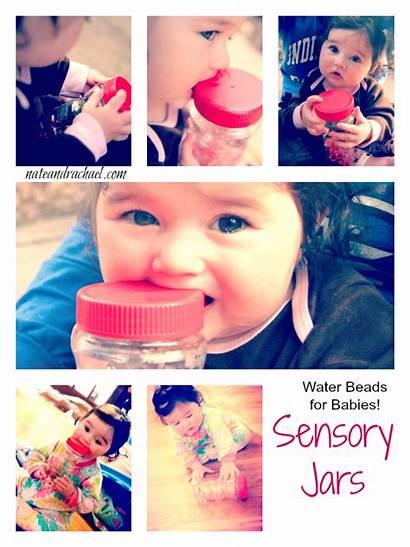 Sensory Water Beads Babies Nateandrachael Safe Fun