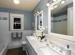 Artistic Bathroom Cabinets White Carrera Marble Countertop