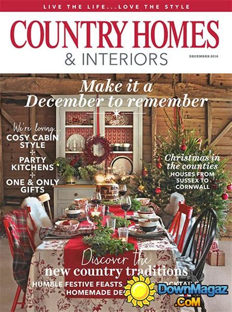 country homes interiors magazine country homes interiors december 2016 pdf