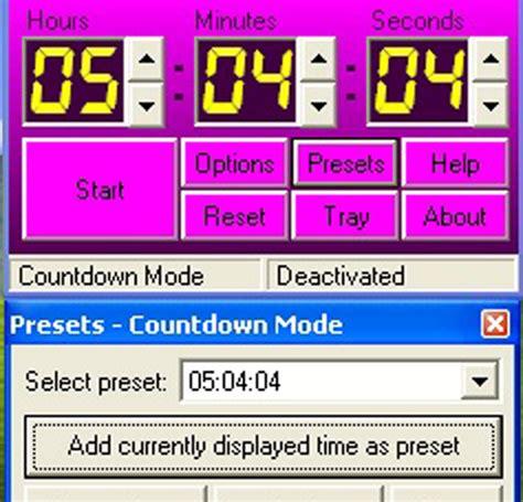 horloge sur pc bureau gratuit images cool timer