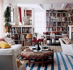 Carolina, Irving, U0026, 39, S, Former, Manhattan, Apartment, Is, Every, Book
