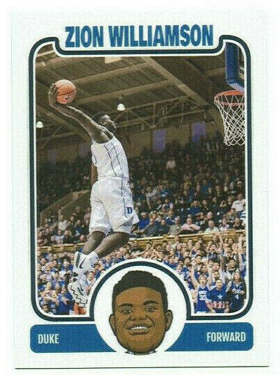 Zion williamson rookie cards were the hottest cards in the industry in 2020 and are still within the top 10 today. Zion Williamson Dunking Basketball Rookie Card | eBay