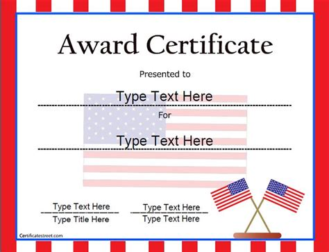 Microsoft Office Certificate Templates Free