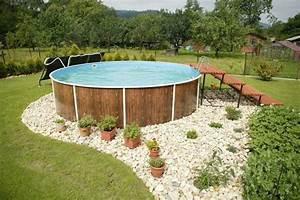 Piscine Bois Ronde : pourquoi choisir la piscine hors sol bois et quels sont ses atouts ~ Farleysfitness.com Idées de Décoration