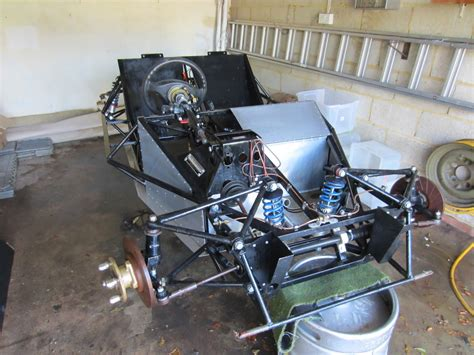 Building A Car by Sylva J15 Kit Car Build