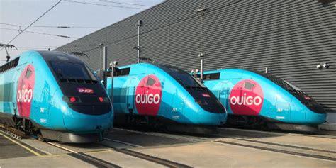 Des Tgv Ouigo à Angers En Décembre Et à Présent Des Bus