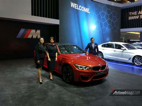Gambar Mobil Gambar Mobilbmw M4 Coupe by M4 Coupe Giias 2017 Autonetmagz Review Mobil Dan