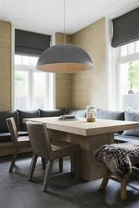 la meilleure table de salle a manger design en 42 photos With salle À manger contemporaine avec table a manger bois design