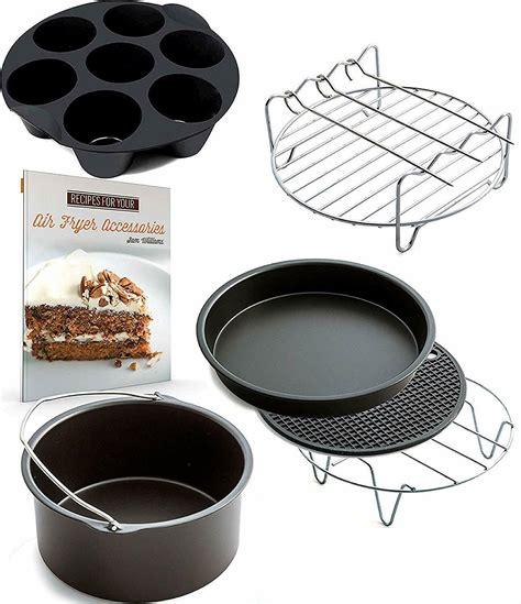 air fryer pan safe kit gourmet