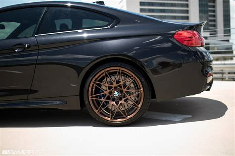 burnt bronze powdercoated  gts style