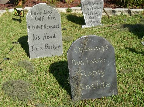 Halloween Tombstone Sayings Scary by Funny Epitaph Quotes Quotesgram
