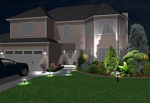 How to plan landscape lighting design : Landscape lighting ideas plan iimajackrussell garages
