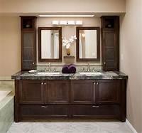 bathroom cabinet ideas Considerations for Selecting Bathroom Countertop Storage ...