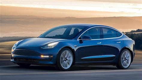 View Tesla 3 Standard Features Pictures