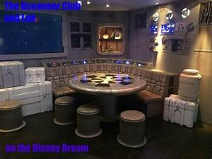 The Oceaneer Club and Lab on the Disney Dream