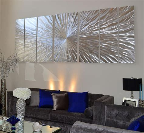extra large art contemporary other metro by jon allen fine metal art