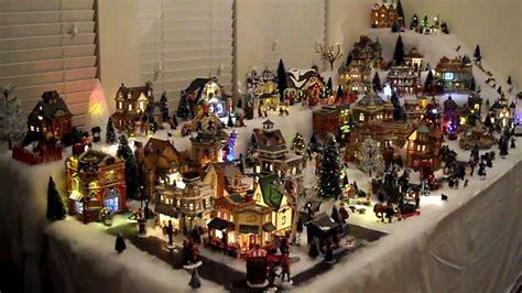 chris gabbys lemax christmas village  youtube