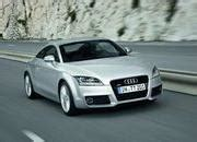 Audi Coupe Roadster Black Edition Top Speed